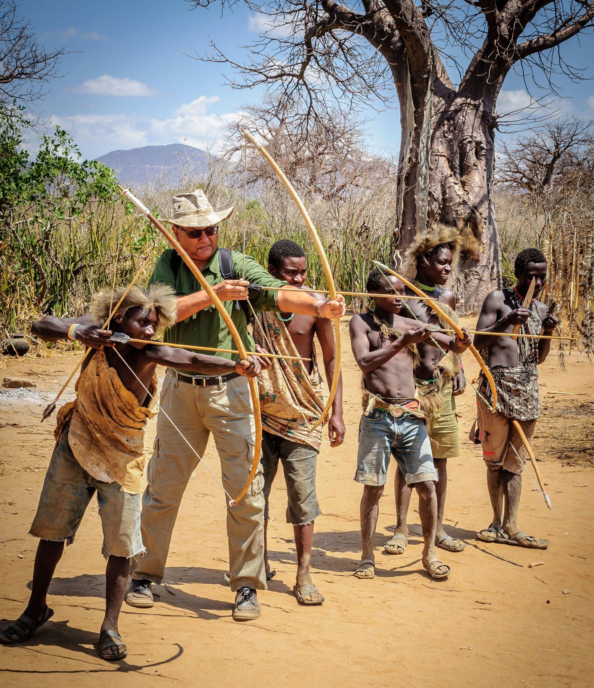 Hadzabe Bushmen Experience
