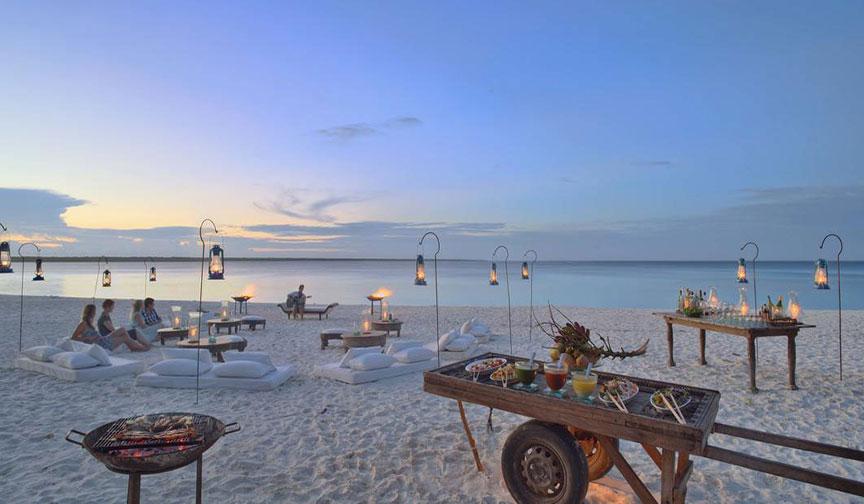 Zanzibar Coastal Sundowner