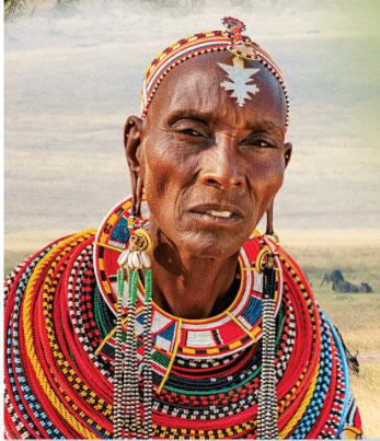 maasai. East African Culture