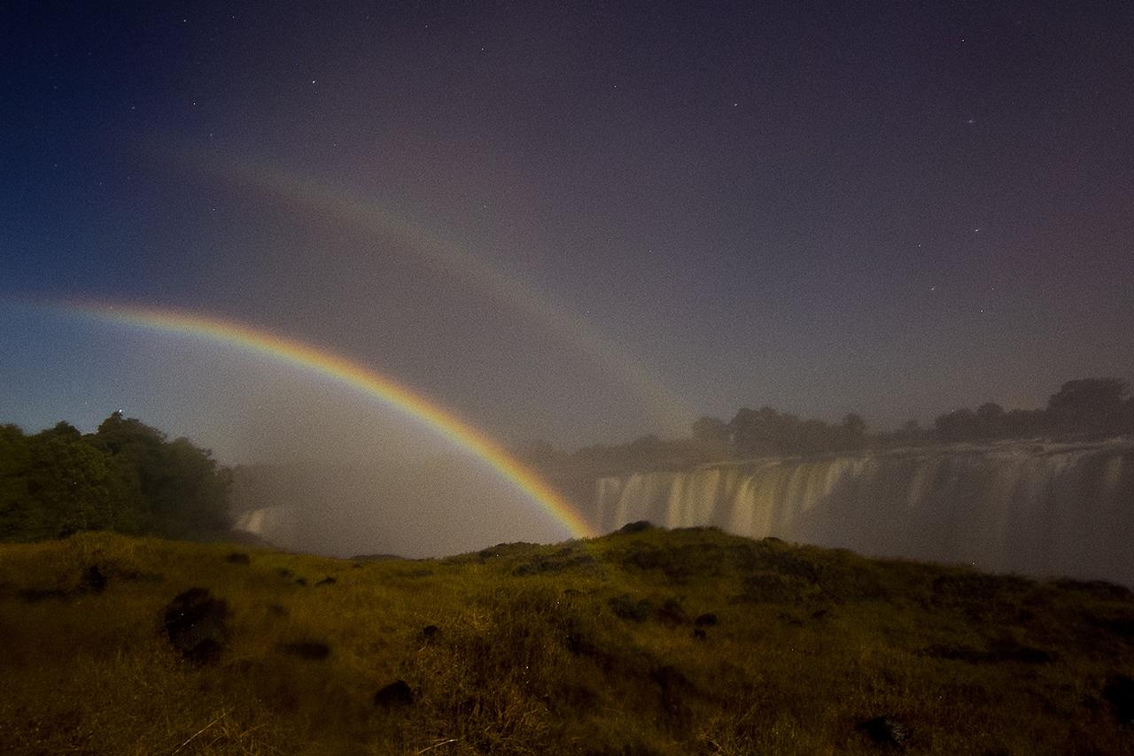 victoria falls rainbox