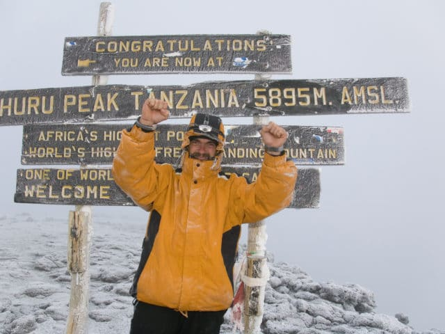 Mt. Kilimanjaro Climb Marangu Route