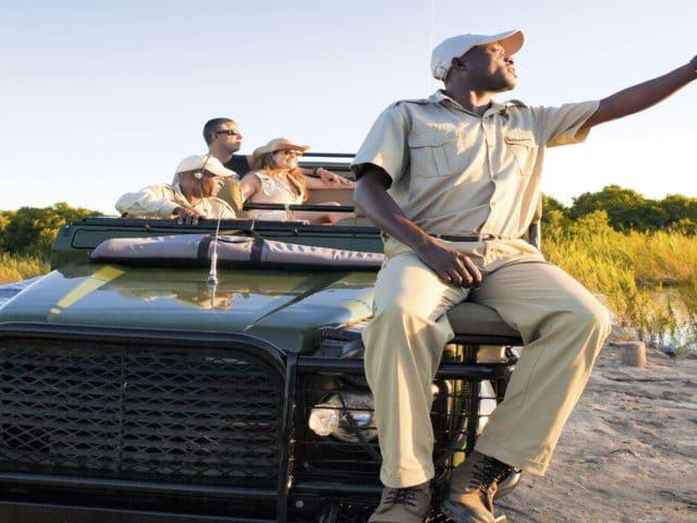 "Discover Africa's ""Big 5"" Wildlife"