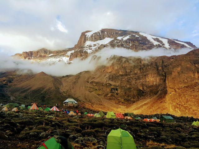 Mt. Kilimanjaro Climb Umbwe Route