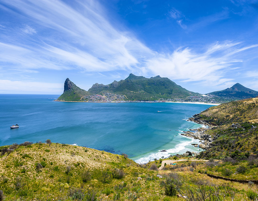 Hout Bay and Chapman's Peak Drive