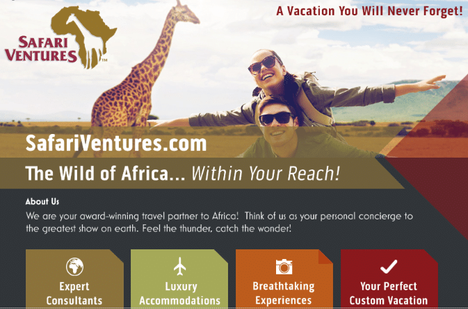safari ventures ad
