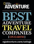 best adventure travel award