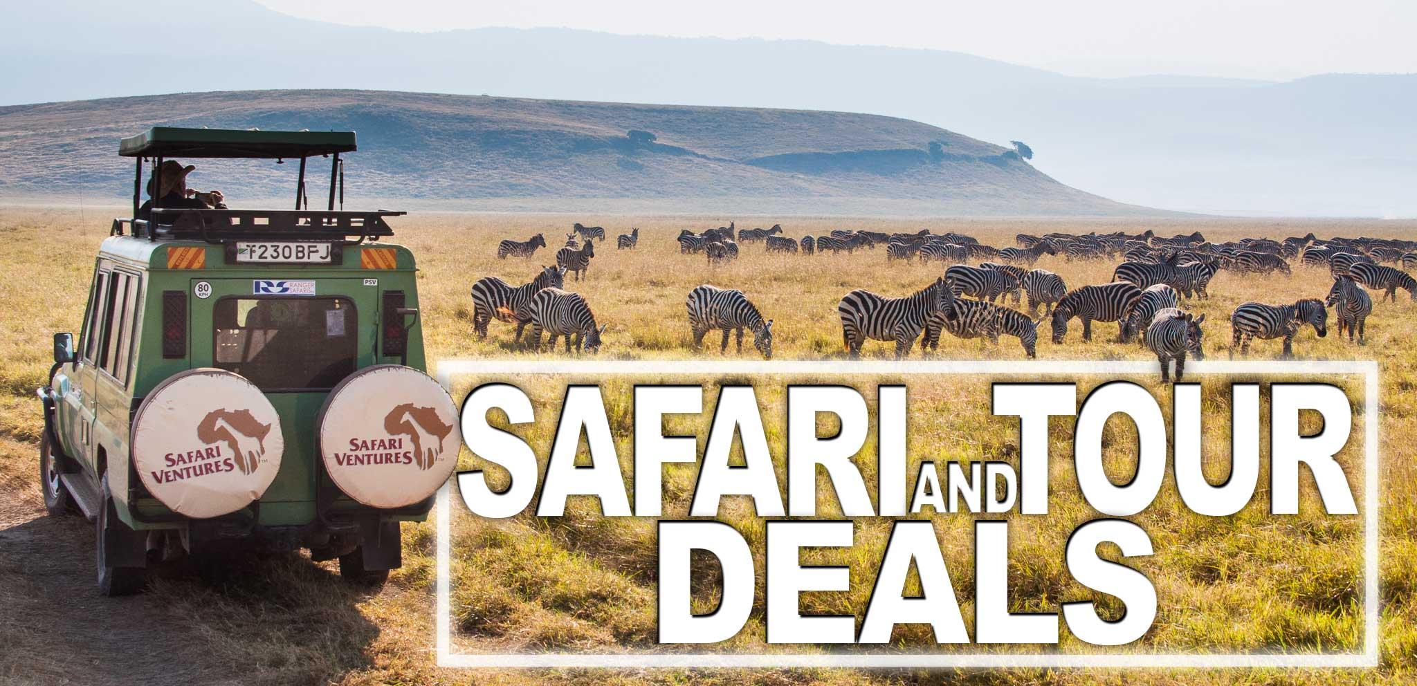 Safari Ventures Deals