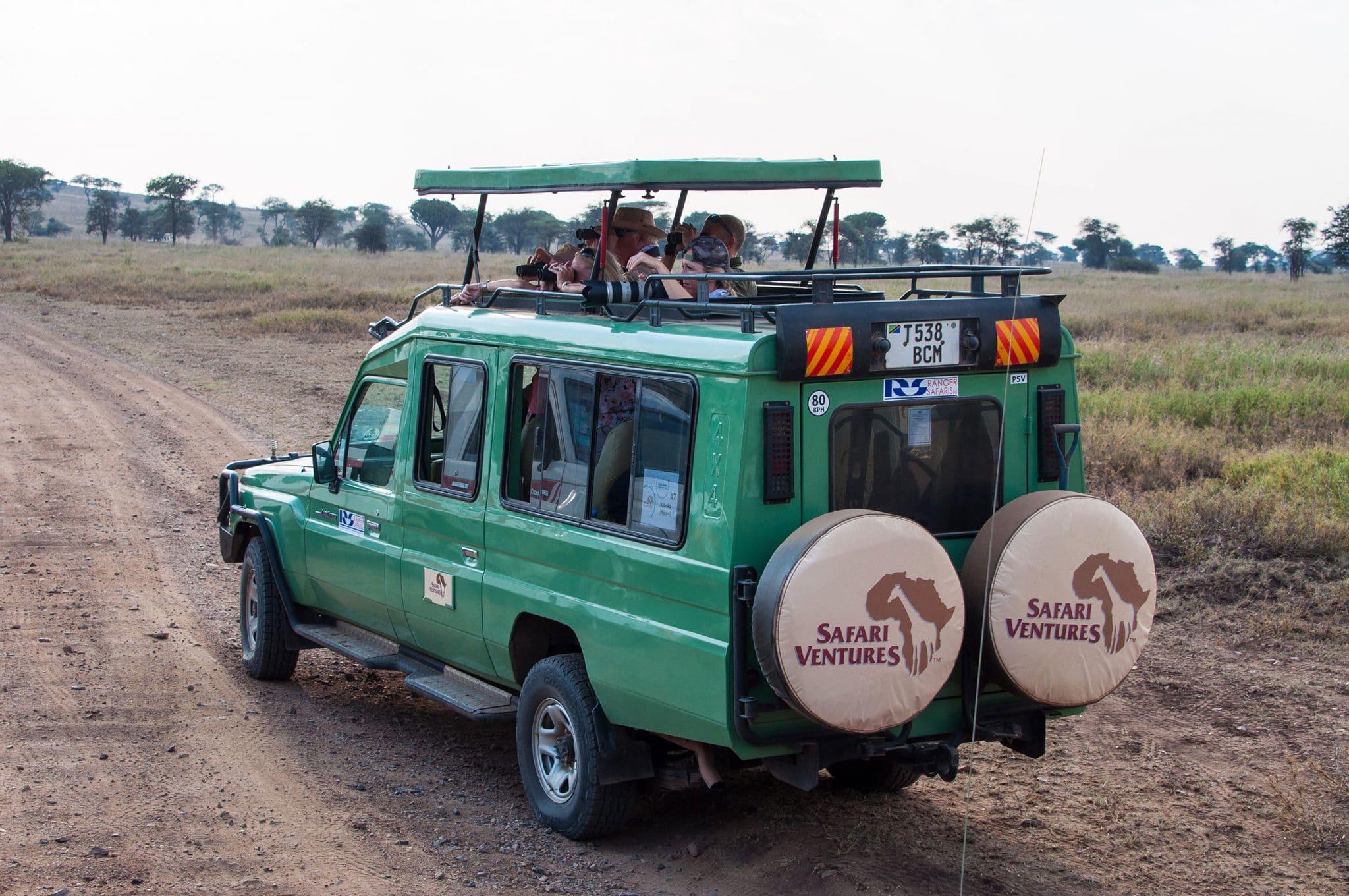 Eastern Africa Vehicle