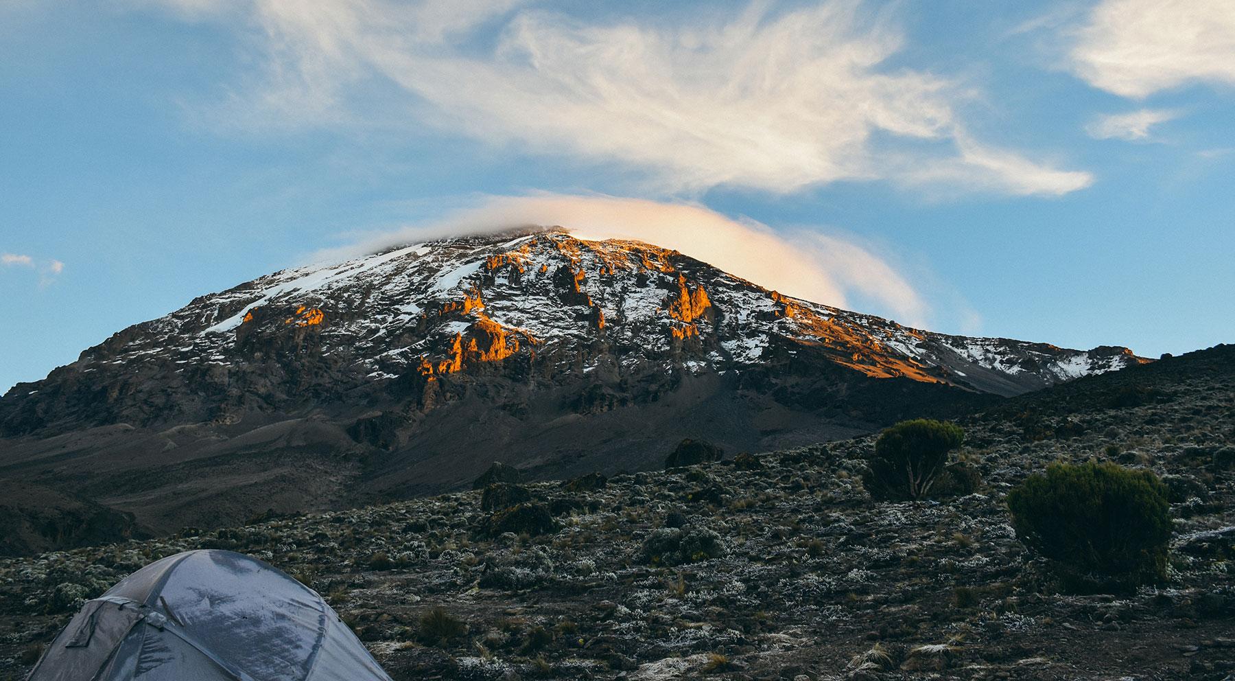 Mount Kilimanjaro views