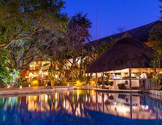 aha Chobe Marina Lodge